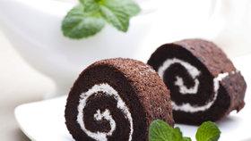 Základní recepty na roládu: Piškotová, šlehačková i bezlepková