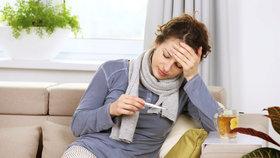 Jak se účinně bránit nachlazení a chřipce?