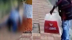 Ženu znásilnili na ulici: Lidé chodili kolem a nikdo jí nepomohl