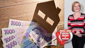 Horká linka Blesku: Jak získat příspěvek na bydlení