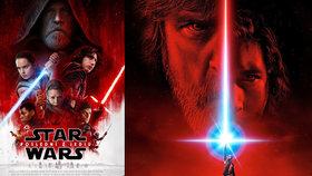 Osmé Hvězdné války se blíží, nahlédněte do zákulisí natáčení ve filmu o filmu