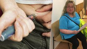Eva (43) onemocněla cukrovkou: Mohl za to těžký rozvod