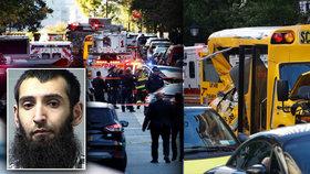 V New Yorku zabíjel Uzbek. Byl to milý člověk, tvrdí o něm známí