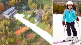 Kam o víkendu na lyže? V Monínci už před týdnem zahájili sezónu
