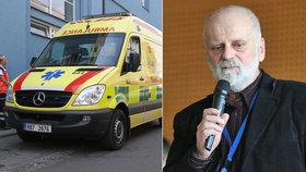 Chtějí »hlavu« ředitele Klusáka: Jihomoravští záchranáři tvrdí, že s ním nejde pracovat