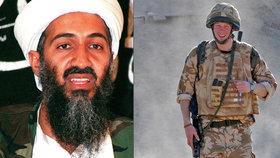 Počítač Usámy bin Ládina prozradil: S princem Harrym měl terorista plány!