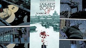 James Bond – VARGR: Starý dobrý agent ve zbrusu nové akci, tentokrát komiksové