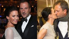 Gabriela Partyšová: Nejdřív rozchod, teď cukruje s manželem!