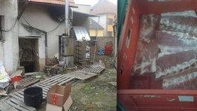 Nelegální masna na Hodonínsku: Nepoučitelného řezníka může stát sádlo a škvarky až milion