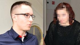 ONLINE Soud s Nečesaným: Exmilenka vyšetřovatele svědčila kvůli penězům, řekla její kamarádka