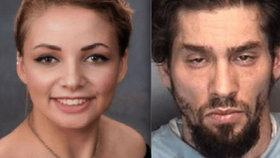 Šílenec (34) zlomil dívce (†19) vaz a vypíchl jí oči: Odmítla si ho vzít