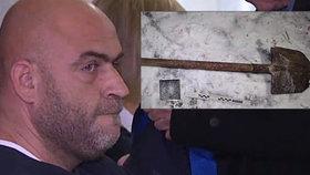 Syna brutálně zmlátil lopatou: Soud poslal muže na pět let za mříže