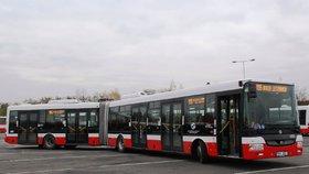 Dopravní podnik testuje autobusy s klimatizací: Vozit cestující by měly příští léto