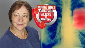 Horká linka Blesku: Odborníci prozradili, jak je na tom rakovina v Čechách! Stud zabíjí, varují