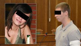 Policisté mě zlomili, tak jsem se přiznal, tvrdí Patrik, obžalovaný z vraždy Sabiny (†26)
