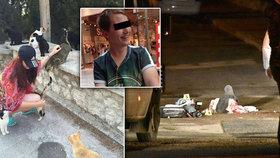 """Hrůzný útok v Měcholupech: """"Jsme z toho zdrceni, zničilo nám to život,"""" řekl otec mladíka"""