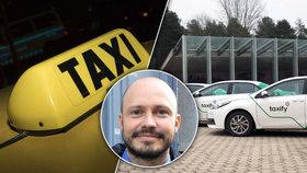 Ředitel Taxify: Aplikace mohou očistit celé řemeslo. Útoky na řidiče evidujeme