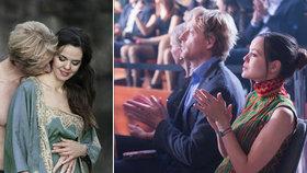 Janeček vyvedl svou druhou »manželku« Lilian: Už jí roste těhotenské bříško!