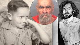 Vraždil boháče a těhotné herečce vyřízl dítě z břicha: Manson (†83) se stal kriminálníkem už ve 13 letech