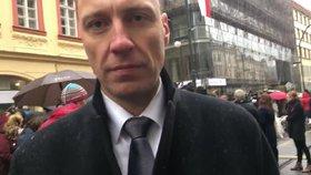 """Zástupci Prahy se setkali s papežem. Orodovali za křesťanskou """"megaakci"""" v Česku"""