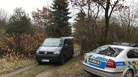 Mrtvola v Kunraticích: V chatce ležel bezdomovec,  zemřel nenásilnou smrtí