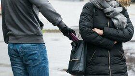 Vánoční žně kapsářů a zlodějů: Buďte ostražití, varují strážníci v Plzni