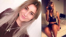 Blonďatá kráska (†21) zemřela při focení selfie: Vypadla z okna