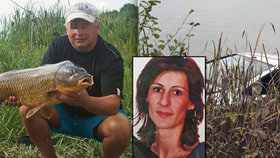 Pohřešované rodiče našli v autě na dně přehrady: Nehoda, nebo sebevražda?