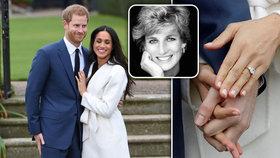 """První foto snoubenců Harryho a Meghan: """"Ona je těhotná!"""" spekuluje celá Anglie"""