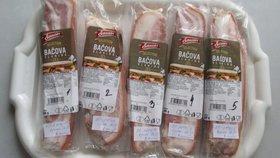 Pozor, v Bačově slanině našli listerii. Nemáte ji doma?