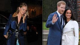 Princ Harry oznámil zásnuby a… Jeho bývalka zapíjela žal!