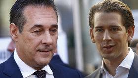 Rakousko má mít vládu 20. prosince. Povede ji kancléř mladší než Gross
