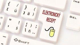 První dny eReceptů: Češi jich dostali už přes 100 000, krachlo posílání skrz SMS