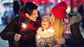 Vánoce podle feng-šuej: Jak na to, aby se vás držely peníze a pohoda