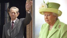 Smrt v královské rodině: Královna Alžběta se potýká s velkou ztrátou!