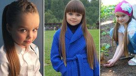 Tohle je nová nejkrásnější holčička světa! Je jí šest a planeta z ní šílí