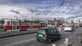 Oprava Hlávkova mostu začne až v roce 2020: Nejdříve je nutné dokončit půlkilometrový kolektor