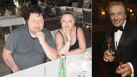Nejstarší dcera Karla Gotta Dominika (44): Psychický kolaps! Bere léky na uklidnění