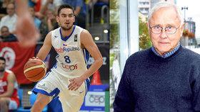 Herec Jaroslav Satoranský (77) o basketbalistovi NBA Satoranském: Tomáš je vnuk mého bratrance!