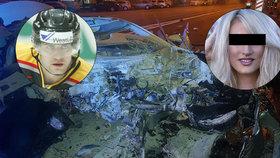 Smrt krásné Jany (†28) v Olomouci: Opilému hokejistovi hrozí 8 let ve vězení, skončil prý na psychiatrii