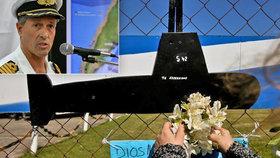 Záhada ztracené argentinské ponorky: Posádka zemřela prý hned po výbuchu
