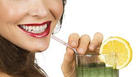 Třídenní šťávová dieta: Za tři dny tři kila dole!