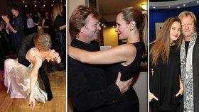 Problémy ve vztahu moderátora Kramára: Vyfotili ho s jinými ženami, ale manželka ho vždy hájila