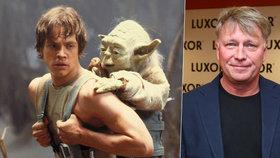 Michal Dlouhý alias Luke Skywalker z Hvězdných válek: V dabingu byla bezpečnostní opatření!