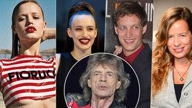 Mick Jagger: 8 dětí s 5 ženami a... Všechny jsou po něm! Jeho geny jsou nepřemožitelné