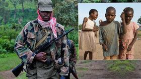 """""""Ježíšovi vojáci"""" znásilňovali dívky i batolata. Dostali doživotí"""