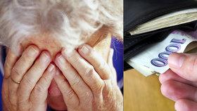 Senioři jsou nejčastějšími oběťmi podvodníků: Podívejte se, jak na podvodníky vyzrát!