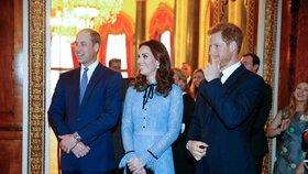 Vánoce v královské rodině: Děti zdobí stromek, dospělí pijí čaj. Co jedí k večeři?