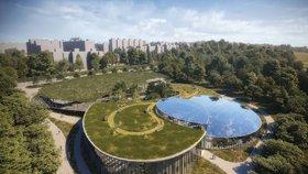 Botanická zahrada plánuje nový vstupní areál: Už ví, jak bude vypadat