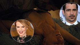 Nicole Kidman v posteli při erotické scéně: Hrátky s Colinem Farrellem